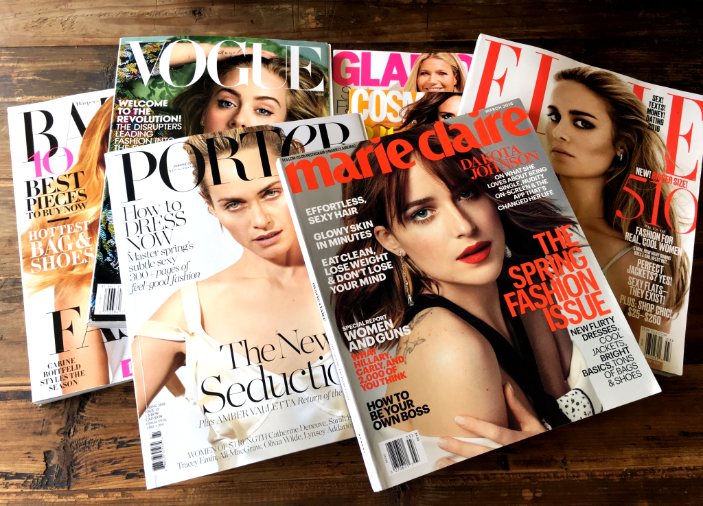 a9185be9f61 You will consider the place of magazines in a competing marketplace